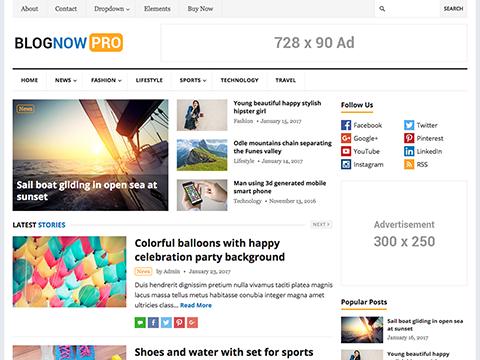 BlogNow Pro