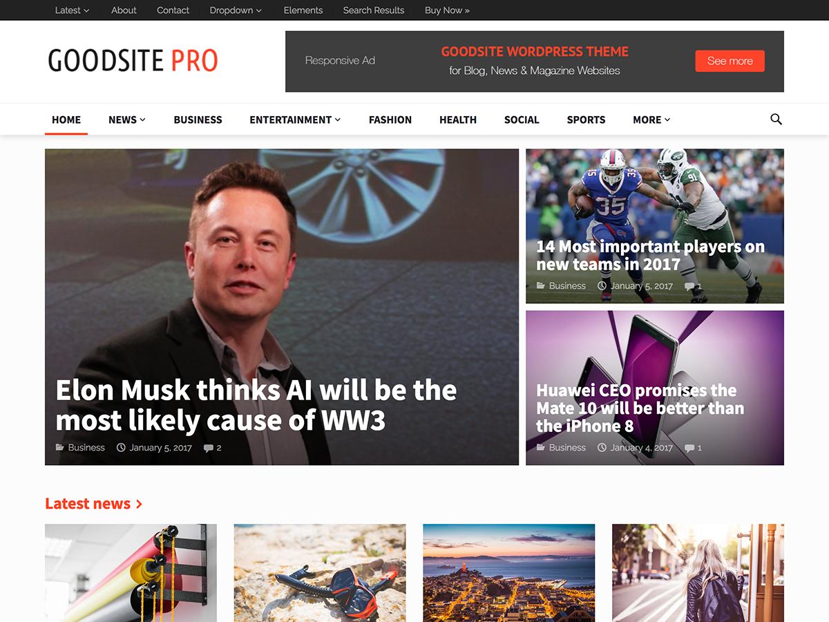 GoodSite Pro