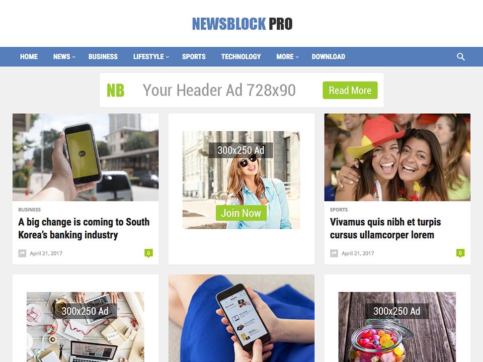 NewsBlock Pro