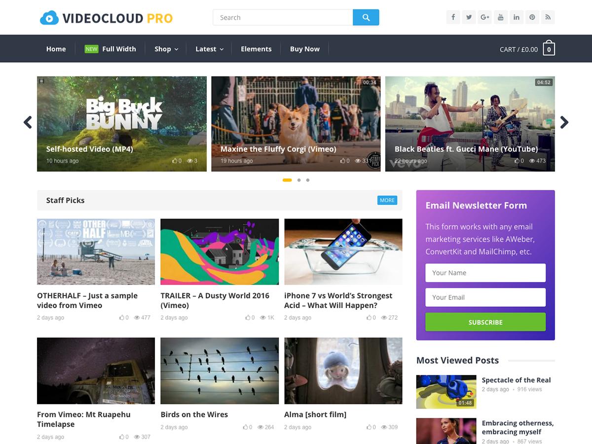 VideoCloud Pro