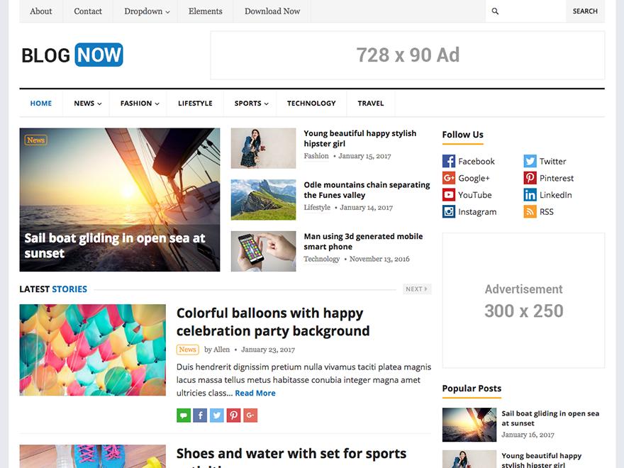 BlogNow